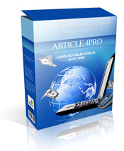 Article Pro4 Box