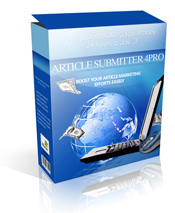 ArticleSubmitter Pro4 Box