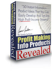 Profit Making Info Products
